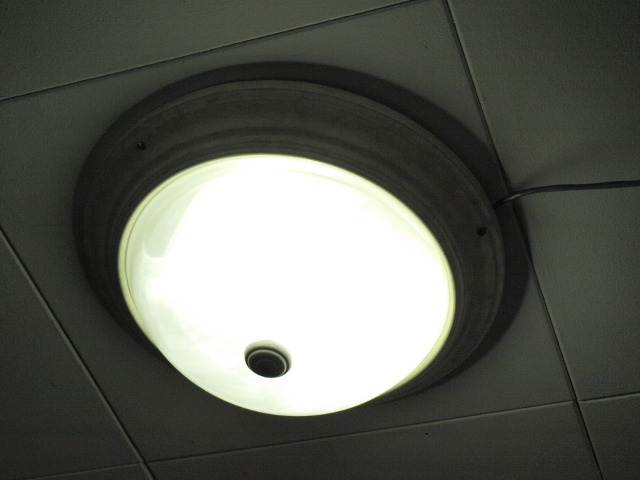 ceiling dome light